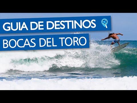 Guia de Destinos: Bocas del Toro (Panamá)