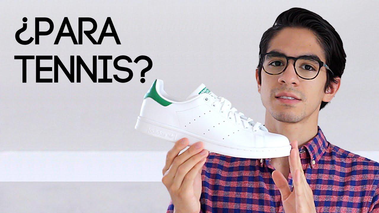 escapar Énfasis Decremento  Por qué se lláman Adidas Stan Smith? - YouTube