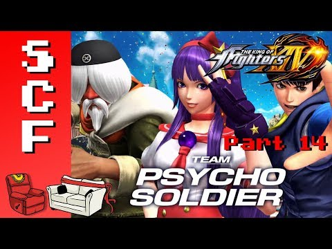 The King of Fighters XIV: Part 14! Featuring Sohinki!! Super Couch Fighters!
