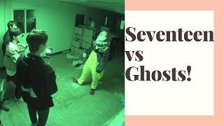 Seventeen (세븐틴) vs ghosts