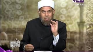 رد داعية إسلامي على فتاة تزوجت بشاب بـ' زوجتك نفسي' ..فيديو