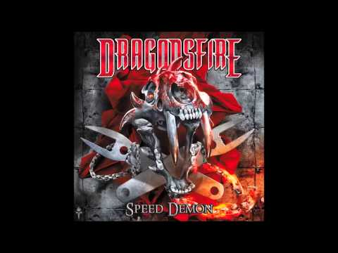 Dragonsfire New CD Speed Demon - Teaser