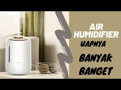 Review Dan Unboxing: Xiaomi DEERMA Air Humidifier Ultrasonic 5L Touch Screen F600