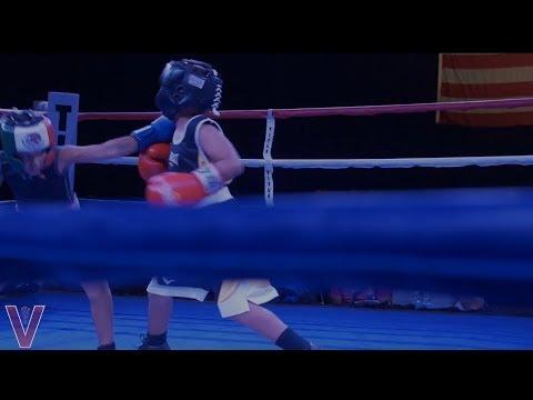 Games of Texas 2017 - Las Brisas Boxing Club
