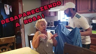 Desapareciendo A Mi Mamá | Rosa y Jaime