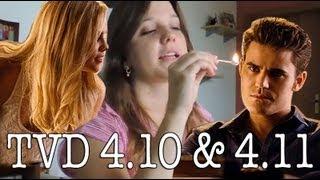 TVD 4.10 e 4.11 - Videocast Halo Desfocado - Fernanda Schein
