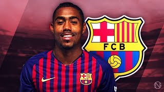 MALCOM - Welcome to Barcelona - Deadly Goals, Runs, Skills & Assists - 2018 (HD)