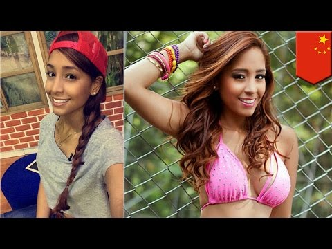 Colombian model in China arrested for alleged drug trafficking - TomoNews
