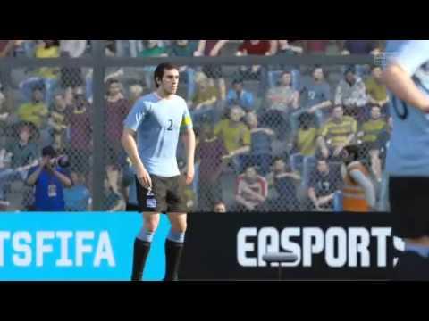 #84 FIFA 16 PS4 Career mode S2E25 // VENEZUELA Vs URUGUAY - World Cup Qualifiers - Matchday 11