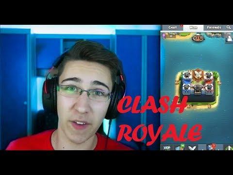 Dex Rock Clash Royale, epizoda 1
