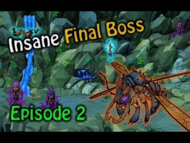 Runescape 3 - Road to Insane Final Boss l Episode 2