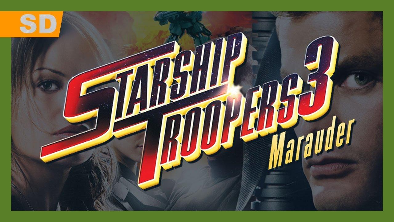 Starship Troopers 3: Marauder (2008) Trailer