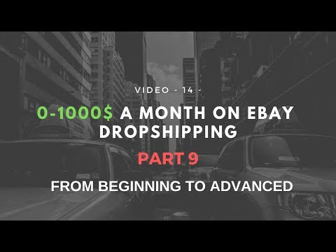 Part 9 - Promotions & Tracking Upload Software's On Ebay Dropshipping
