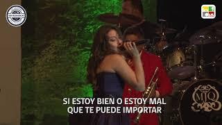 María José Quintanilla - Fue Difícil (Version Karaoke)