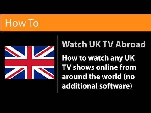 Unblock UK Catchup TV Outside The UK