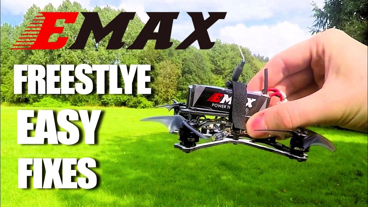 EMAX TinyHawk Freestyle: The Best Upgrade Path For Beginners