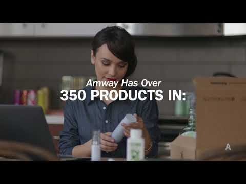 What Is Amway? - Start Your Own Business From Home | Amway