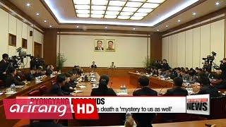 North Korea says Warmbier's death a