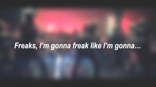 French Montana - Freaks (Explicit) ft. Nicki Minaj - (Lyrics On Screen)