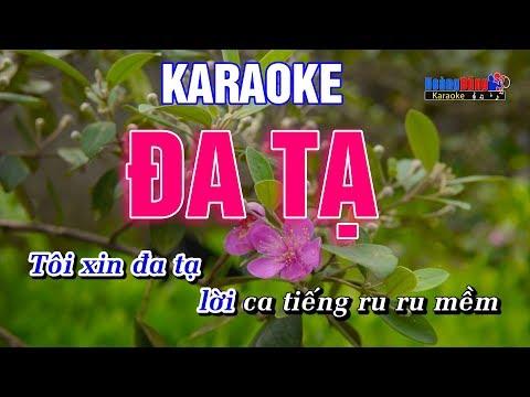 Đa Tạ Karaoke Nhạc Sống Rumba - Hoàng Dũng Karaoke