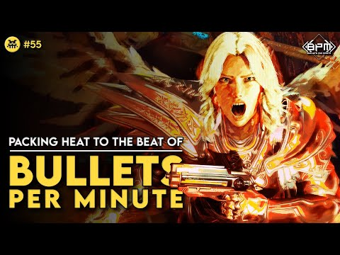 Packing Heat to the Beat of Bullets Per Minute   AI and Games