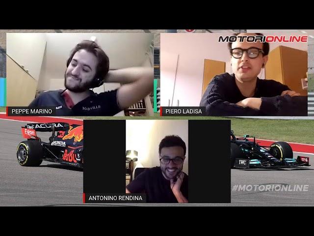 DIRETTA - Verstappen batte Hamilton a Austin. Ferrari in ripresa, si accende la lotta con McLaren