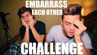 Embarrass Each Other CHALLENGE thumbnail