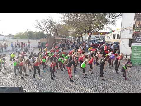 Flashmob GDCTCMM - Moita - 20 Abr 2019