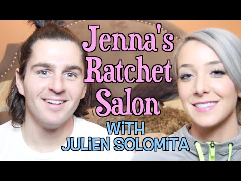 Jenna's Rachet Salon With Julien Solomita