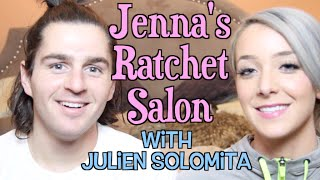 Download Jenna's Rachet Salon With Julien Solomita Mp3 and Videos
