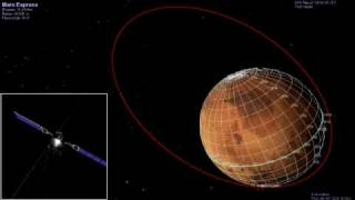 Astronaut's eye view: Mars Express orbiting the Red Planet III