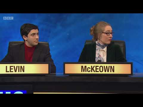 University Challenge S47E12 St Andrews vs St John's - Cambridge