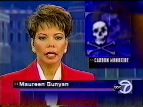 WJLA-TV 6pm News, January 2001