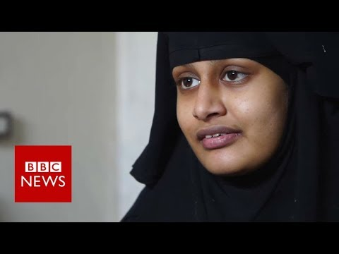 Shamima Begum: I didnt want to be IS poster girl - BBC News