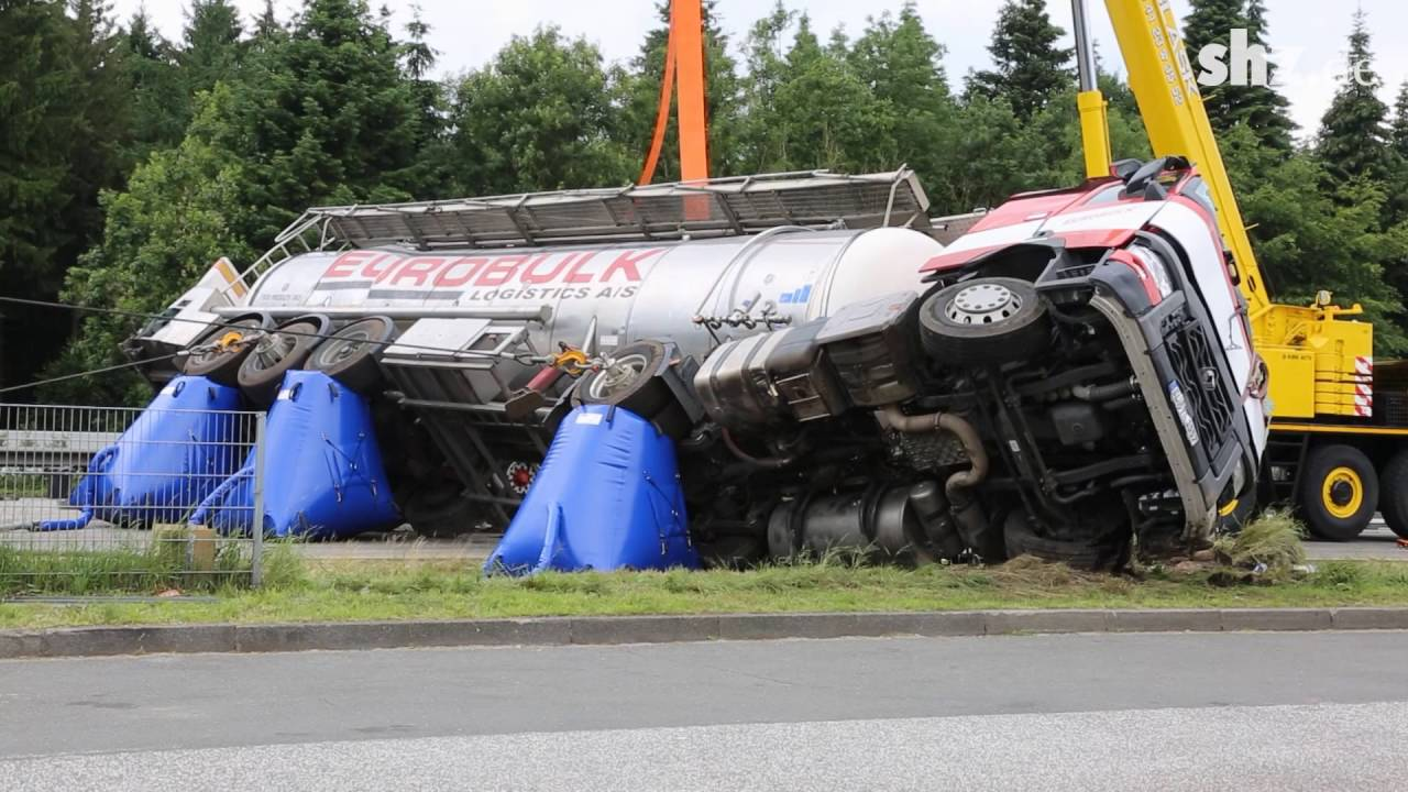 Unfall A7 Heute