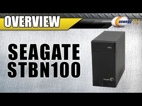 Seagate Business Storage 2 Bay NAS - Home and Small Business use - Newegg TV
