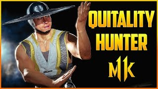 Kung Lao Farming QUITALITIES! - MK11 Online Ranked Matches