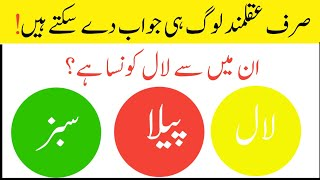 6 Riddles That Will Test Your Brain | Riddles With Answers | Urdu Riddles | THE TRUTH