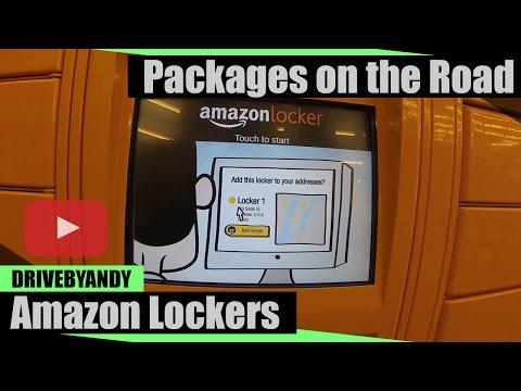 Using Amazon Lockers