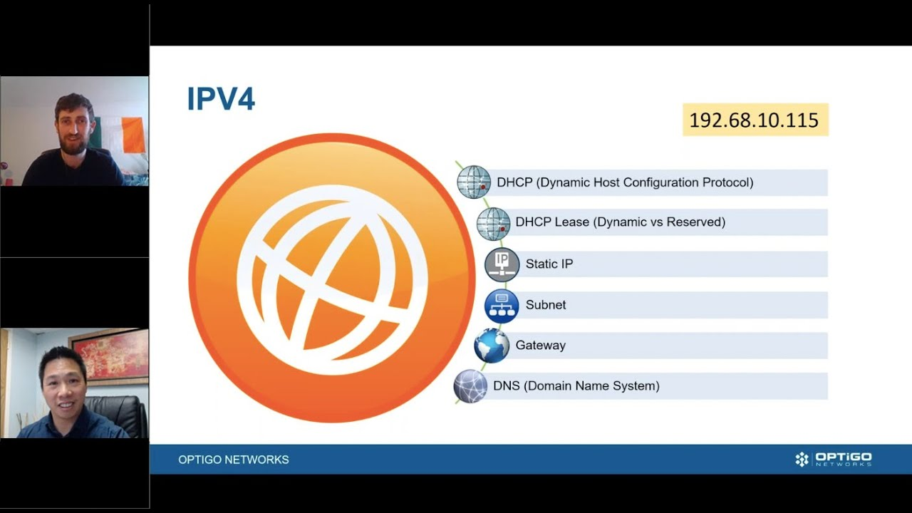 Introduction to Internet: IP addresses and DHCP - YouTube
