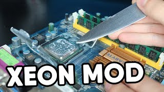 I Bought a Modded Xeon Processor From AliExpress!