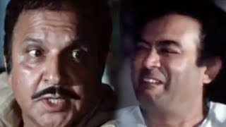 Double Role Makes Hilarious Confusion - Angoor - Sanjeev Kumar, Deven Verma