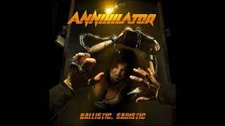 Annihilator - Armed to the Teeth
