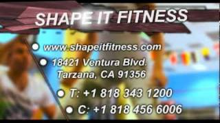 Shap it Fitness TV Commercial - Amir Assad Mohamadian