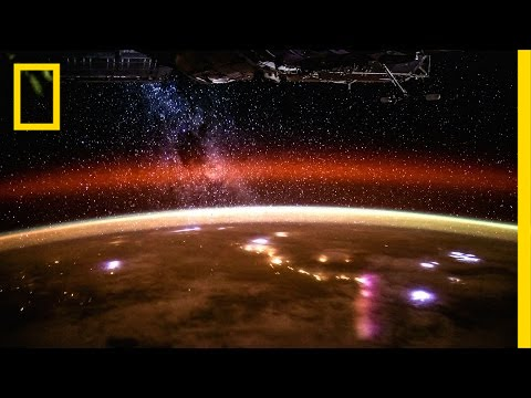 Breathtaking Time-Lapse Video Shows Earth from International Space Station