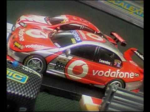 Scalextric Aussie Supercar Commercial Youtube