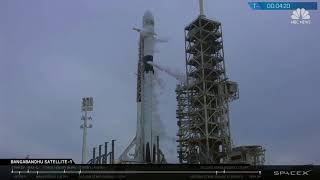 SpaceX launches New Falcon 9 Block 5 Rocket