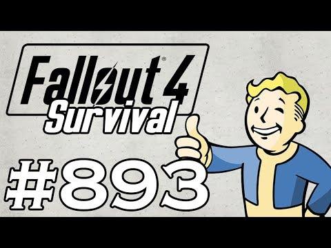 Let's Play Fallout 4 - [SURVIVAL - NO FAST TRAVEL] - Part 893 - Far Harbor P75
