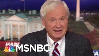 Chris Matthews: The GOP Has To Answer For President Donald Trump | Hardball | MSNBC