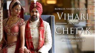 Vihari Patel & Chetak Patel - Cinematic Same Day Highlights (Gujarati Hindu)